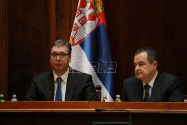 Дачић: Захтеви дела опозиције се не тичу изборног процеса, већ су добар бизнис