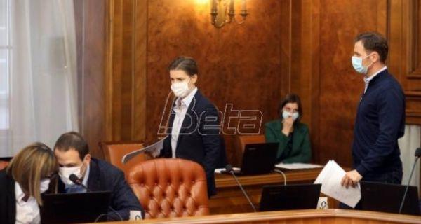 Влада Србије усвојила Предлог измена Закона о заштити становништва од заразних болести