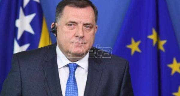 Додик: Косовско питање се не може одвојити од питања Републике Српске и БиХ