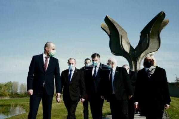 Plenković: Zločini u Jasenovcu ne smeju da budu zaboravljeni