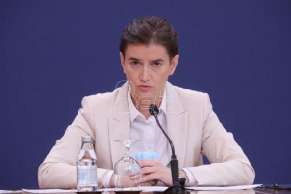 Премијерка оптужила Н1 да свесно угрожава процес вакцинације у Србији
