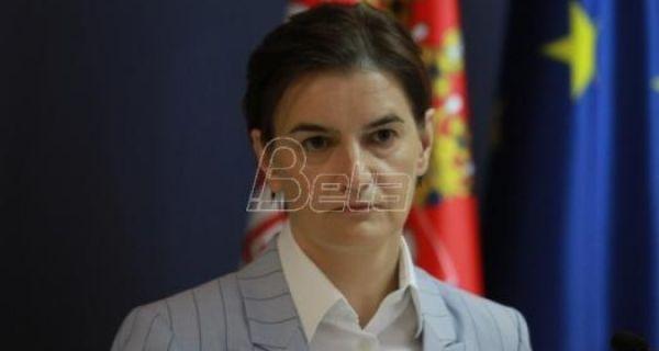 Brnabić: Ova Vlada će imati ogromne političke izazove, pre svega u odnosima sa Prištinom