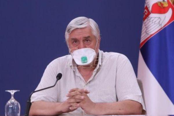 Tiodorović: Uzorak mutiranog soja korona virusa uzet 31. decembra