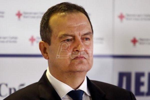 Дачић: Ове седмице европарламентарци са посланичким групама, затим са опозицијом