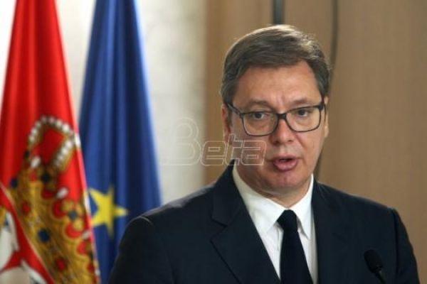 Vučić: Tužilaštvo će odlučiti šta će biti pokazano gradjanima nakon Sednice za nacionalnu bezbednost