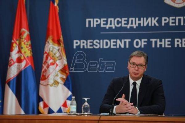 Vučić: Danas rekordan broj vakcinisanih, više od 40.000