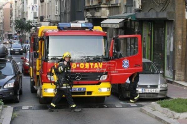 Ватрогасци у Србији од почетка године спасили 358 живота