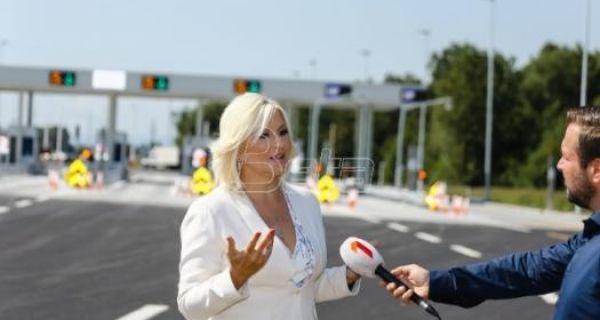 """Svečano otvaranje autoputa """"Miloš Veliki"""""""