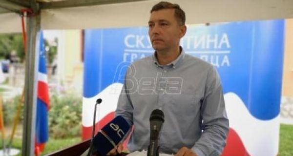 Zelenović: Među Šapčanima testiranim na koronu 70 odsto pozitivnih, slično i u drugim gradovima