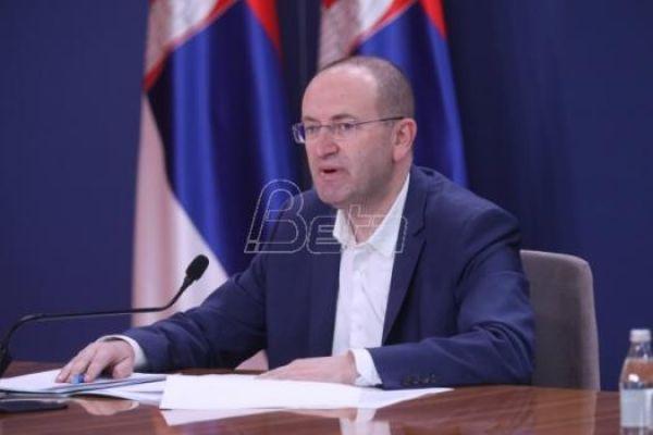 Zoran Gojković: I novinari rizična grupa, naći ćemo način da se i oni vakcinišu