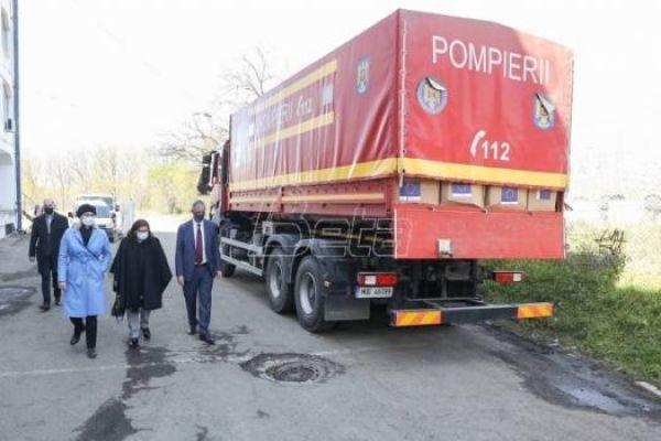 Evropska unija donirala Srbiji zaštitnu opremu vrednu 857.000 evra
