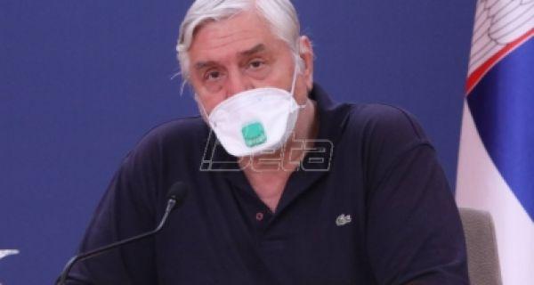 Тиодоровић: Најоштрије мере ако дневни број новоинфицираних дође до 1.500
