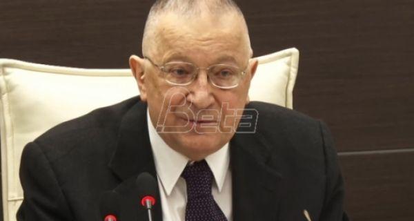 Ratko Marković:Zakon o referendumu ne može promenuti granice