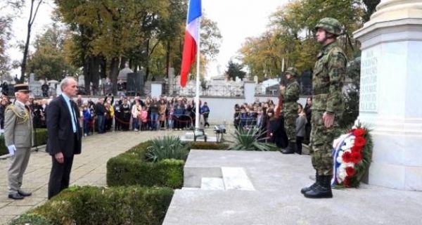 Француски амбасадор: Знамо да је Србија платила високу цену у Првом светском рату