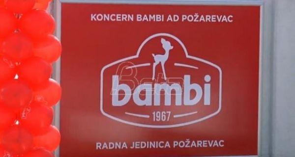 Кока Кола преузима Бамби за 260 милиона евра