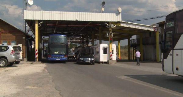 Камиони из централне Србије заустављени на прелазу Јариње