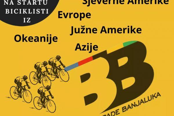 Za sutra najavljene izmene režima saobraćaja zbog Međunarodne biciklističke trke Beograd-Banjaluka