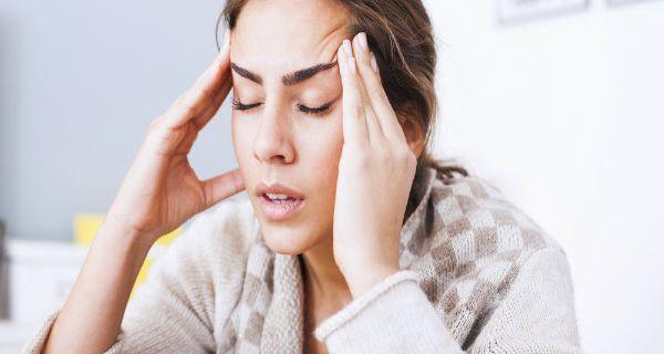 Moguća glavobolja i poremećaj sna