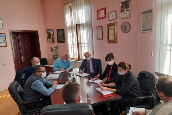 Poseta predstavnika Ministarstva zaštite životne sredine