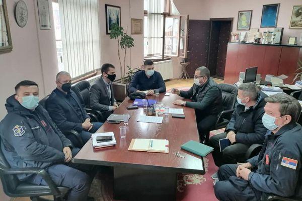 Наставља се иницијатива за формирање добровољног ватрогасног друштва у општини Богатић
