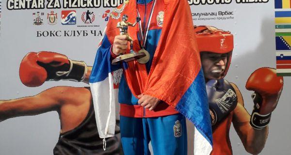 Jovanović najbolji iz Srbije