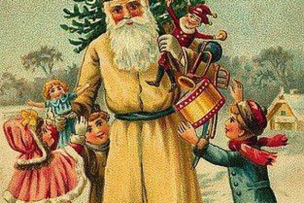 Božić bata - radost Božića