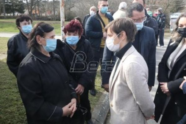 Брнабић: Данас о пооштравању мера против корона вируса