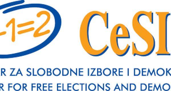Истраживање ЦЕСИД - Избори
