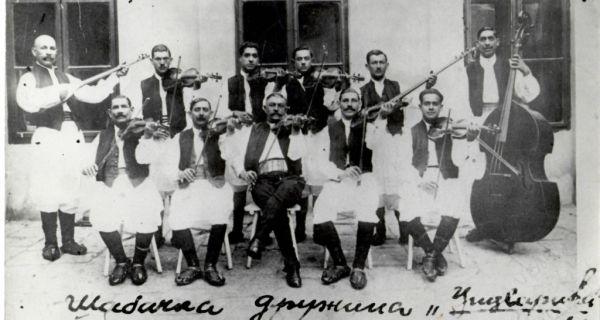 """Koreni """"Svilenog konca"""" u melodiji Cicvarića"""