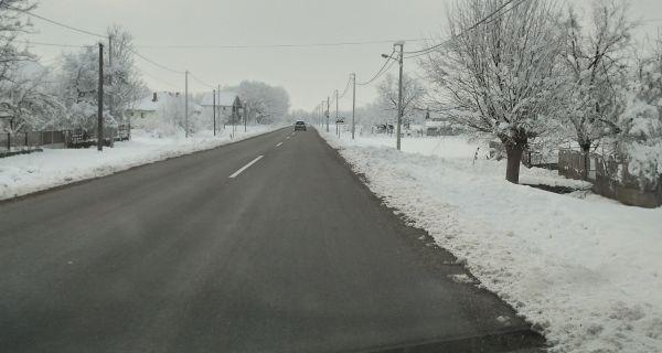 Очишћени путеви у Мачви