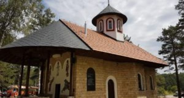 Hram Svetog Stefana Visokog