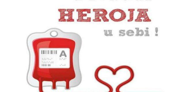 Шапчани даровали 68 јединица крви
