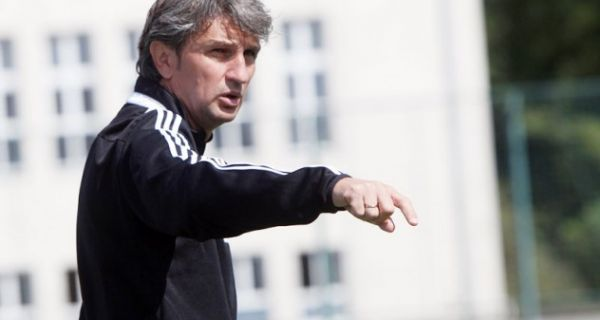 Тешовић тренер
