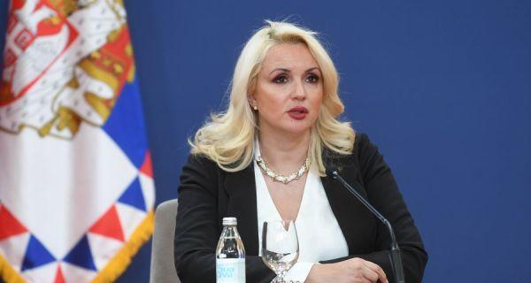 Darija Kisić: Većina nas može da nosi kovid virus u sebi, a da ne zna