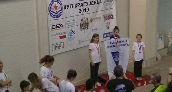 """Sedam medalja za PK """"Delfin Šabac"""""""