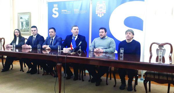 Deset novih  kompanija u Šapcu