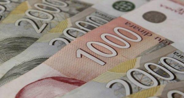 НБС: Динарска штедња исплативија од девизне