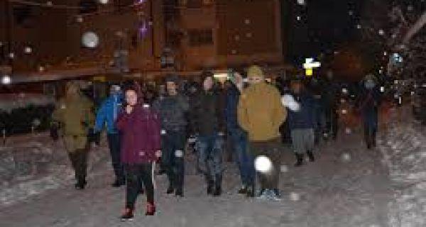 Трећи протест у Куршумлији