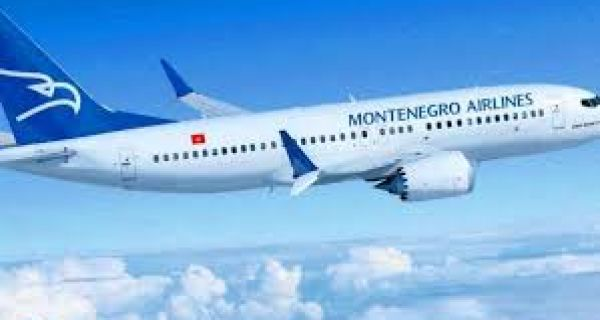 Montenegro erlajns bez dozvole za sletanje na beogradski aerodrom
