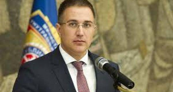 Stefanović negirao navode medija o nesreći kod Doljevca