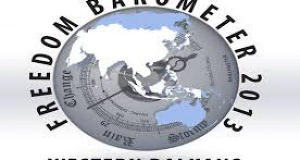 Србија при дну листе по Барометру слободе