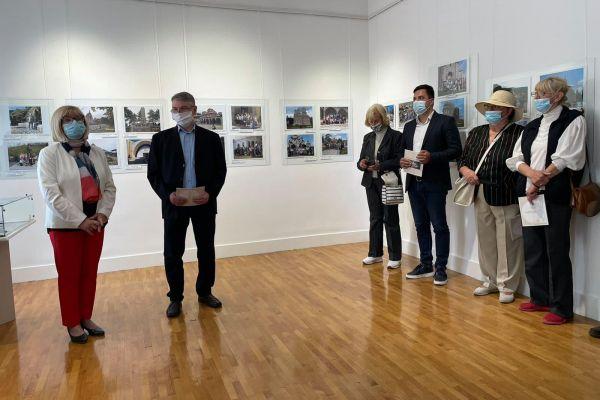 Otvorena izložba Društva prijatelja Hilandara u Narodnom muzeju u Šapcu
