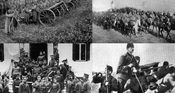 Крај Балканског рата