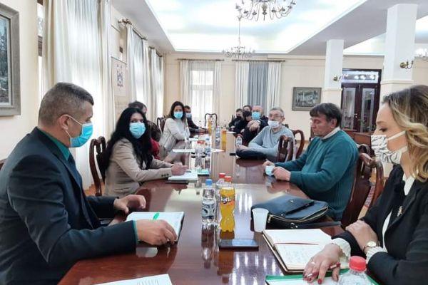 Održavanje otvorenih vrata Saveta za ekologiju i zelenu ekonomiju grada Šapca