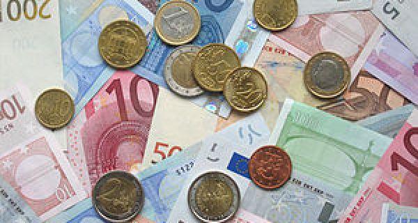 Евро сутра 118,39 динара