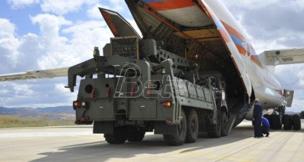 RSE:Visoka cena turske kupovine ruskog oružja