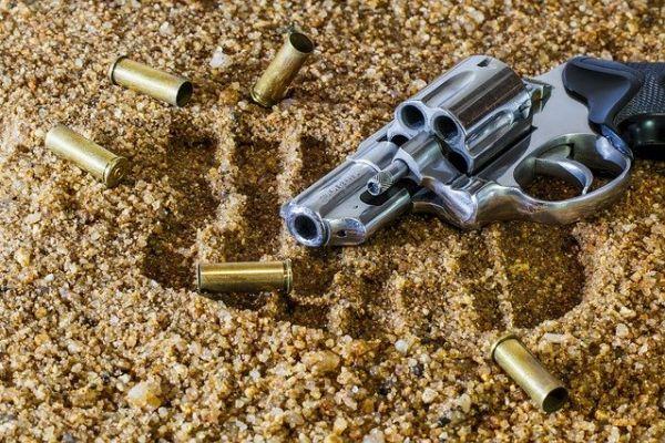 Pronađeno vatreno oružje u pomoćnom objektu