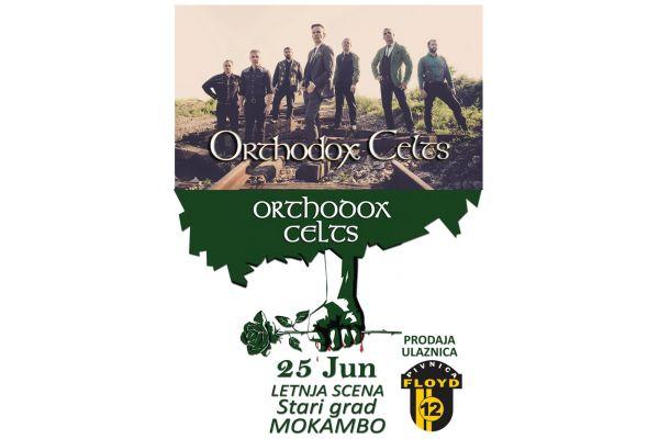 Na letnjoj sceni Pivnice FLOYD (Stari grad, Mokambo) nastupa bend Ortodoks Kelts