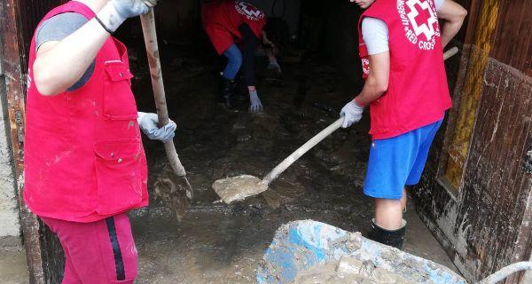 Pomoć za ugrožene u junskim poplavama