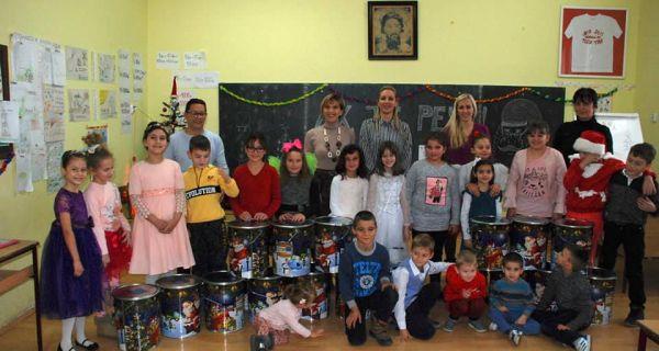 """""""Galeb"""" ponovo sa  učenicima iz Cerovca"""